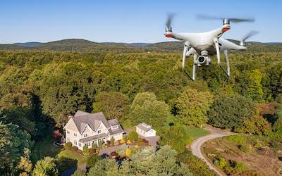 Aerial 360 Panorama