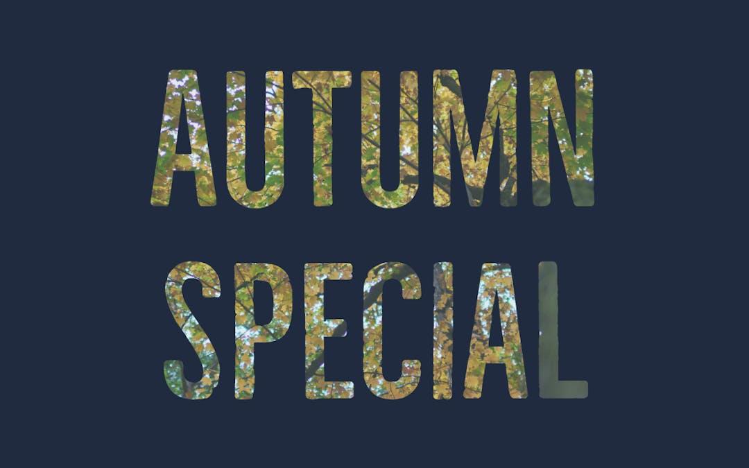Autumn Special: Slide Show